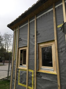 Mounting Windows and the Door