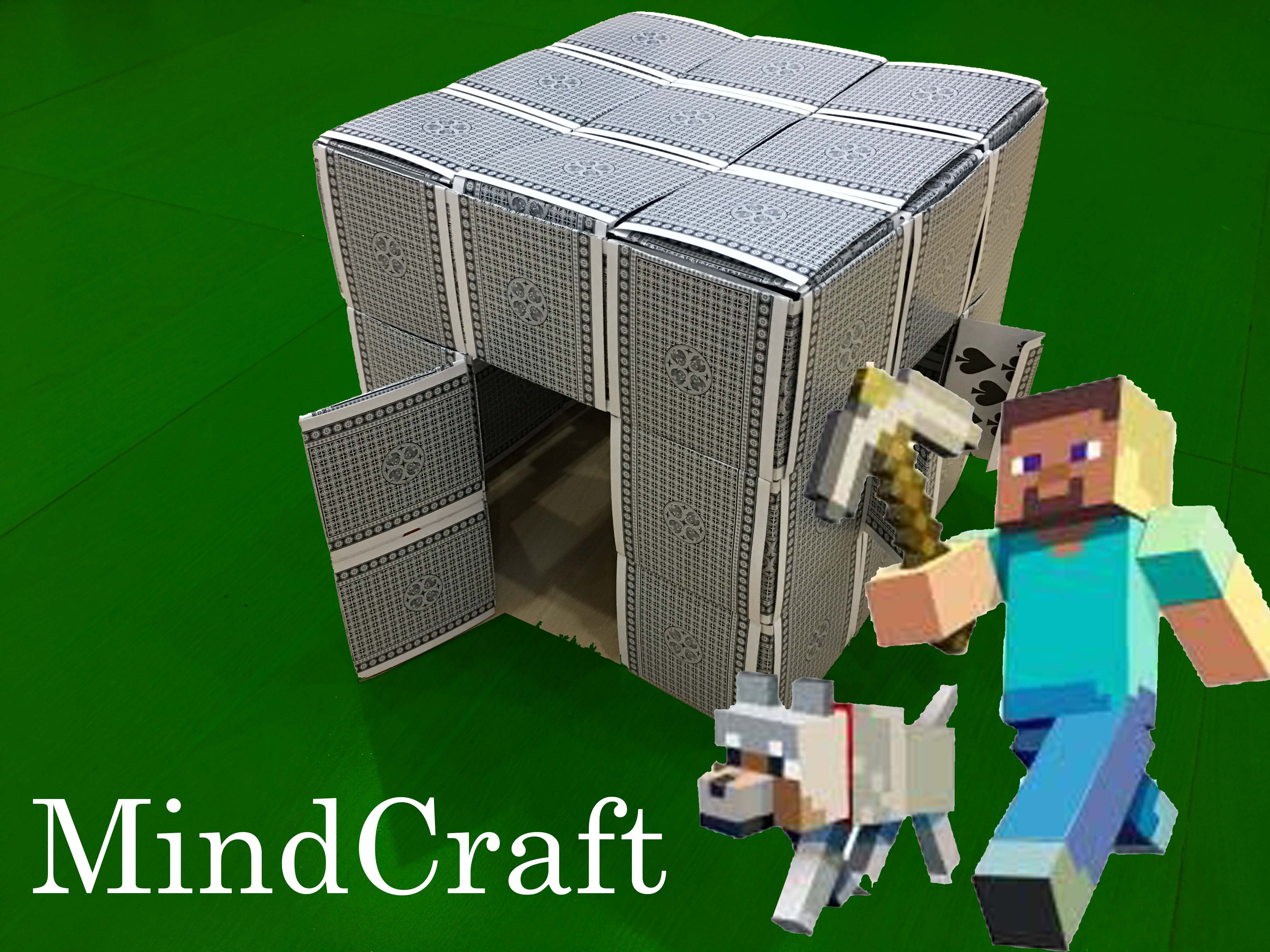 Picture of MindCraft (Create With Your Mind, Craft With Your Hands)