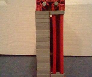 K'nex Nintendo Wii Console.