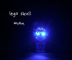Lego Lego Skull Man