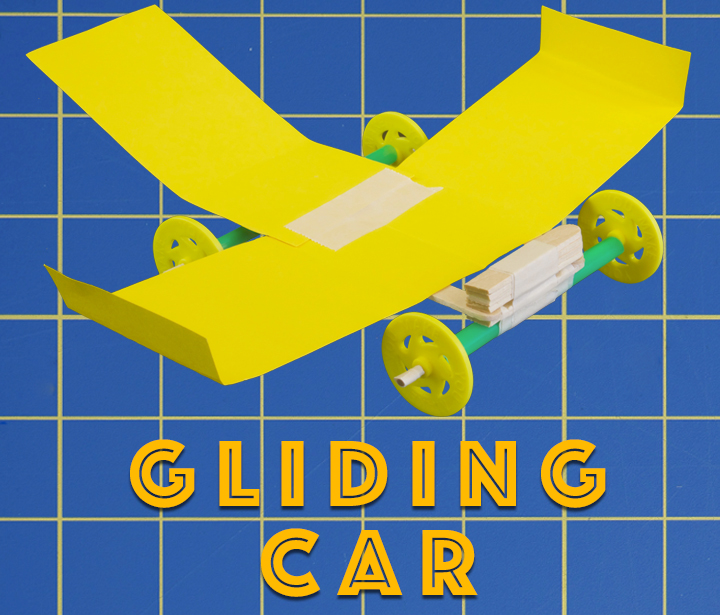 Picture of Gliding Car