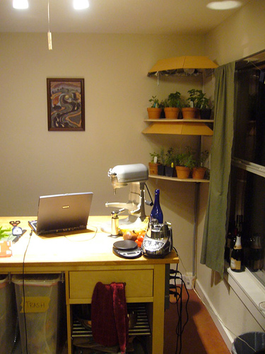Picture of Kitchen Herb-Garden Shelving Unit
