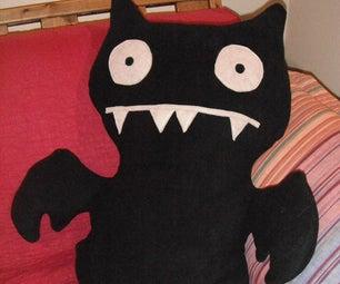 Giant Monster Pillow