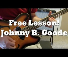 [VIDEO] How to Play Johnny B. Goode Intro