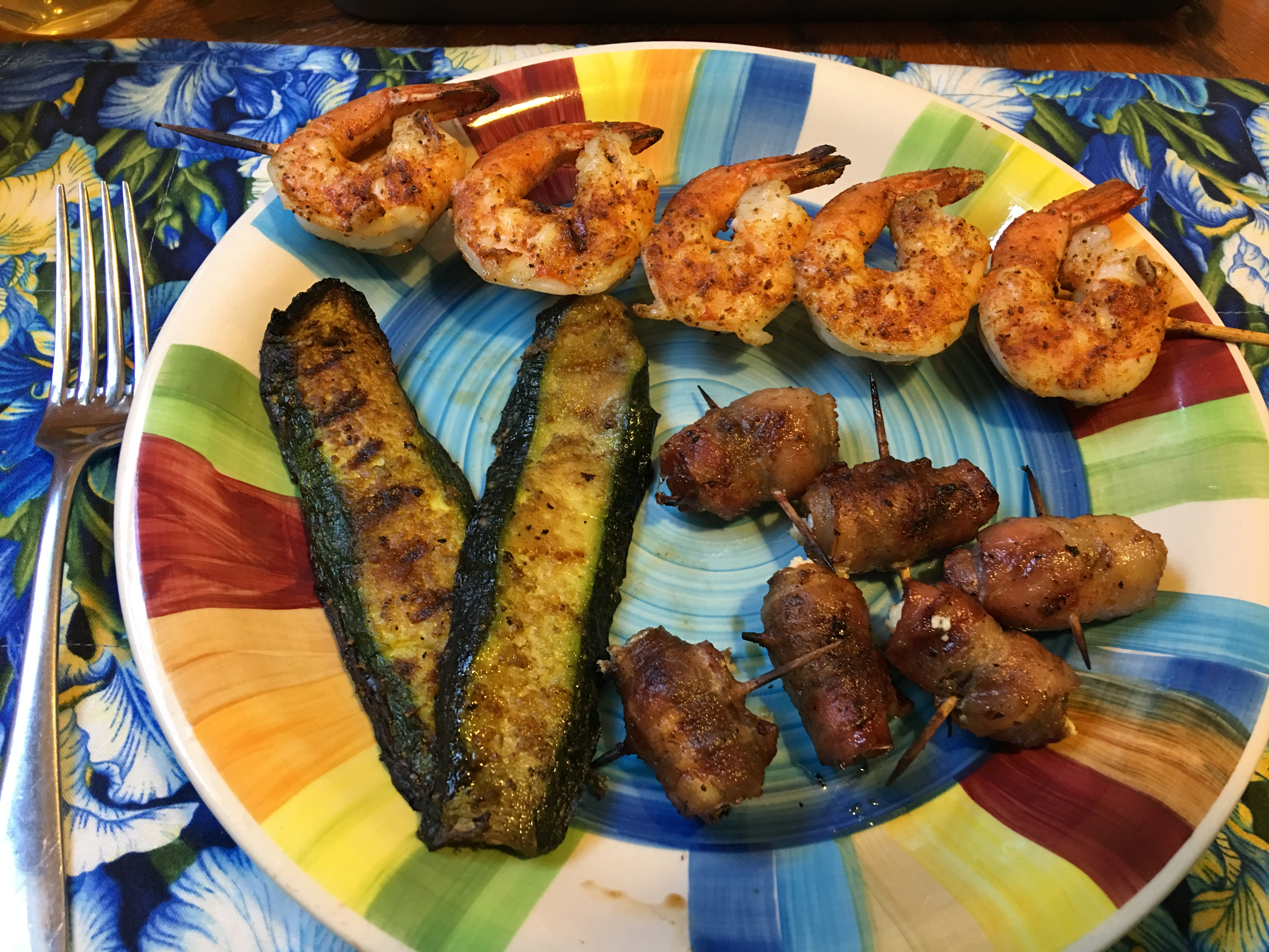 Picture of Grilled Shrimp