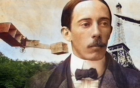 Homage to Santos Dumont