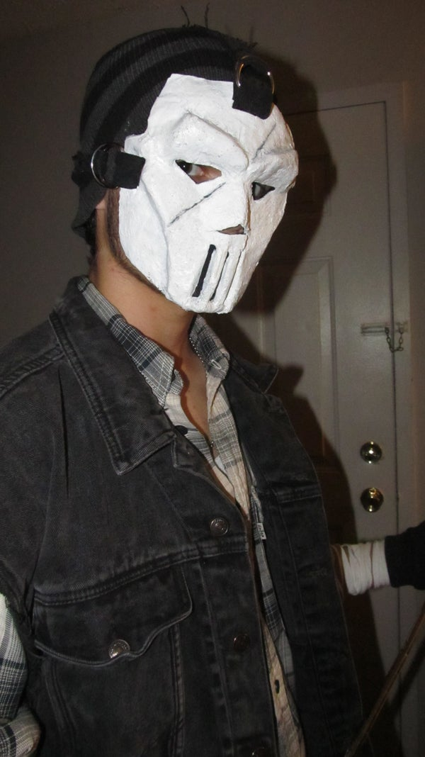 How To: Casey Jones T.M.N.T. Costume.