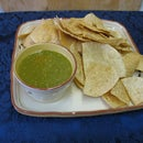 How to Make, Serve and Store a semi-authentic Salsa Verde