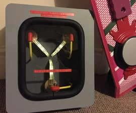 How to make a Flux Capacitor from Back To The Future.