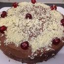 Cream-filled Chocolate Cake