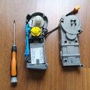 K'nex Motor Heavy Duty & RC Modification