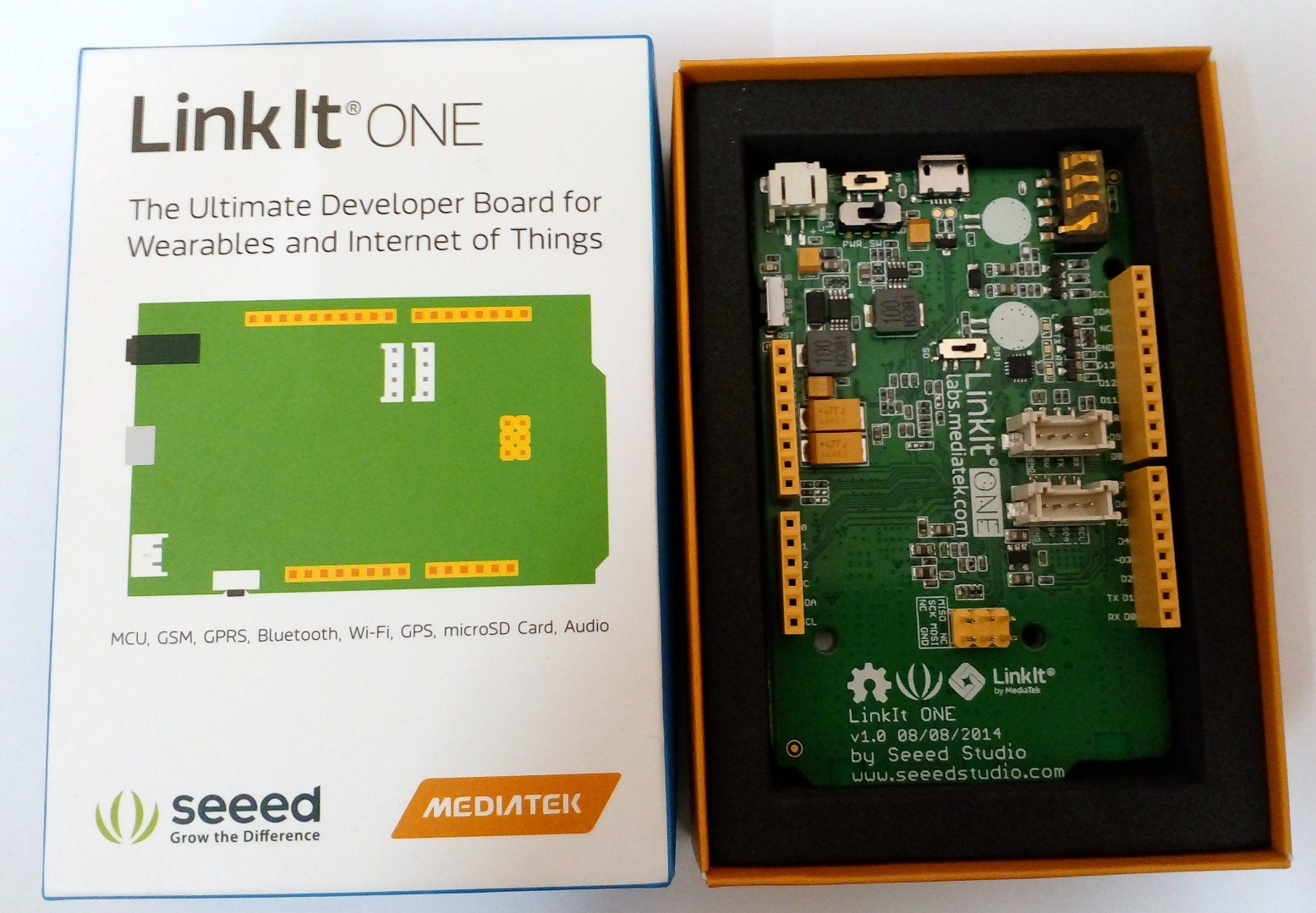 Picture of LinkIt ONE SMS Tutorial