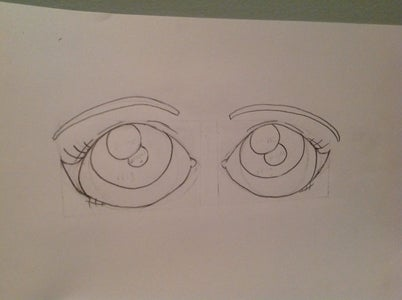 Now Draw the Eyebrow