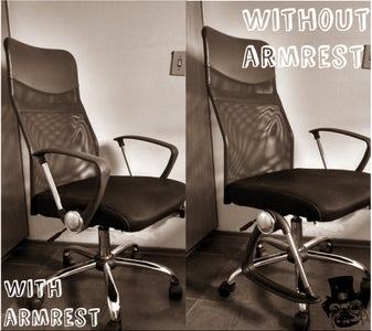 How to Hack Your Office Chair to Play Guitar