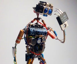 Electronic Components Art