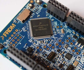 Getting Started With Freescale K64F