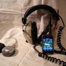Semi-Wireless Headphones