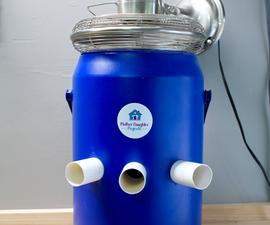 DIY Bucket A/C