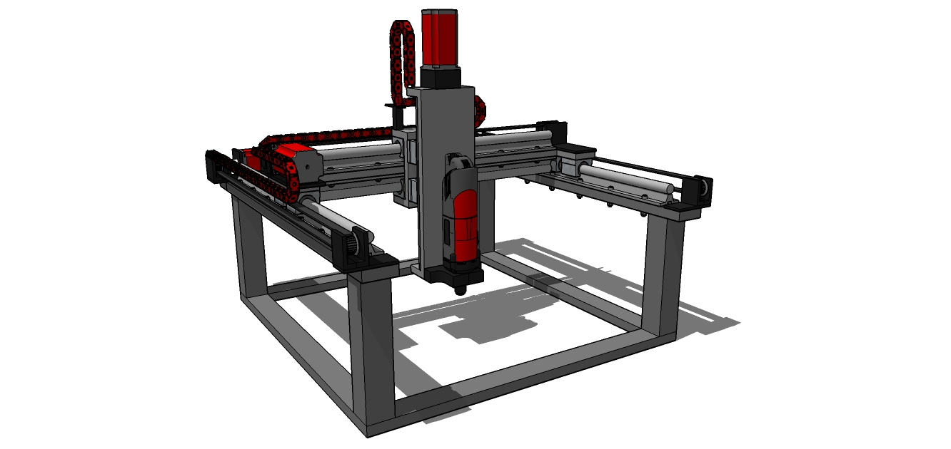 Picture of Arduino Controlled CNC / 3D Printer Hybrid