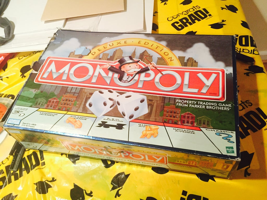 Build Your Own Board Game 7 Steps Instructables