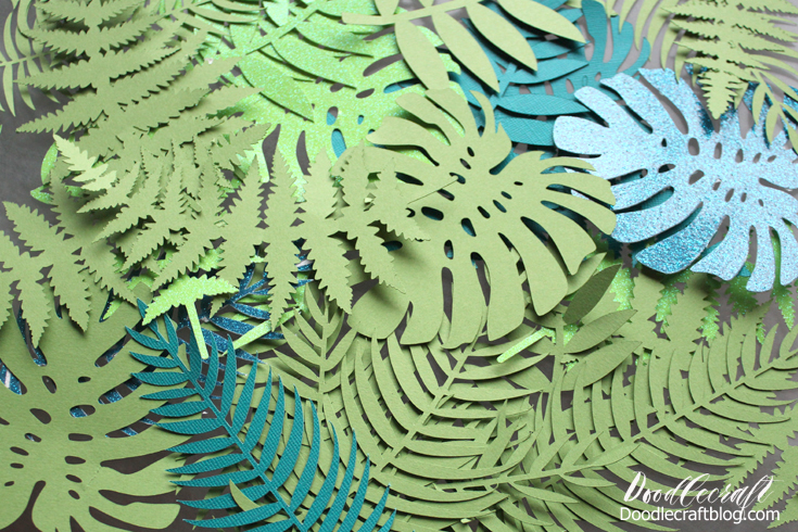 Picture of Cut Fronds and Ferns!