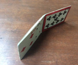 Playing Card Wallet