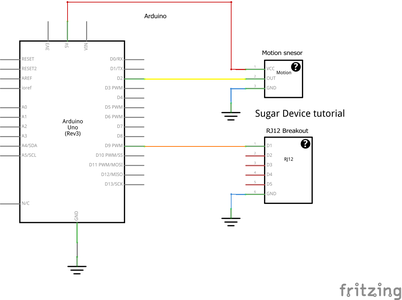 Schematic and Connection
