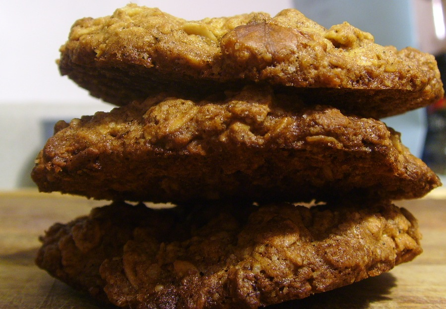 Picture of Walnut & Brown Sugar Oatmeal Cookies