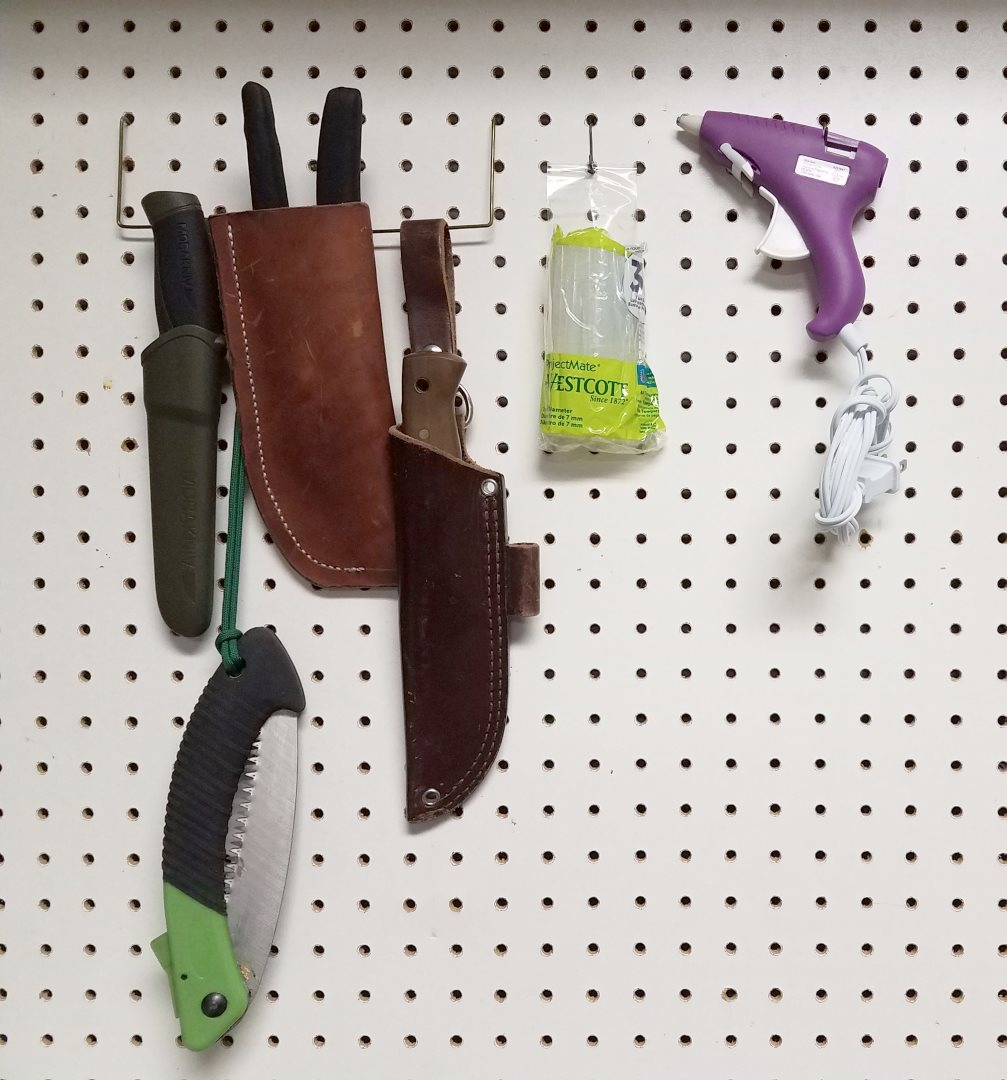 Picture of Cheap/Free DIY Pegboard Hooks