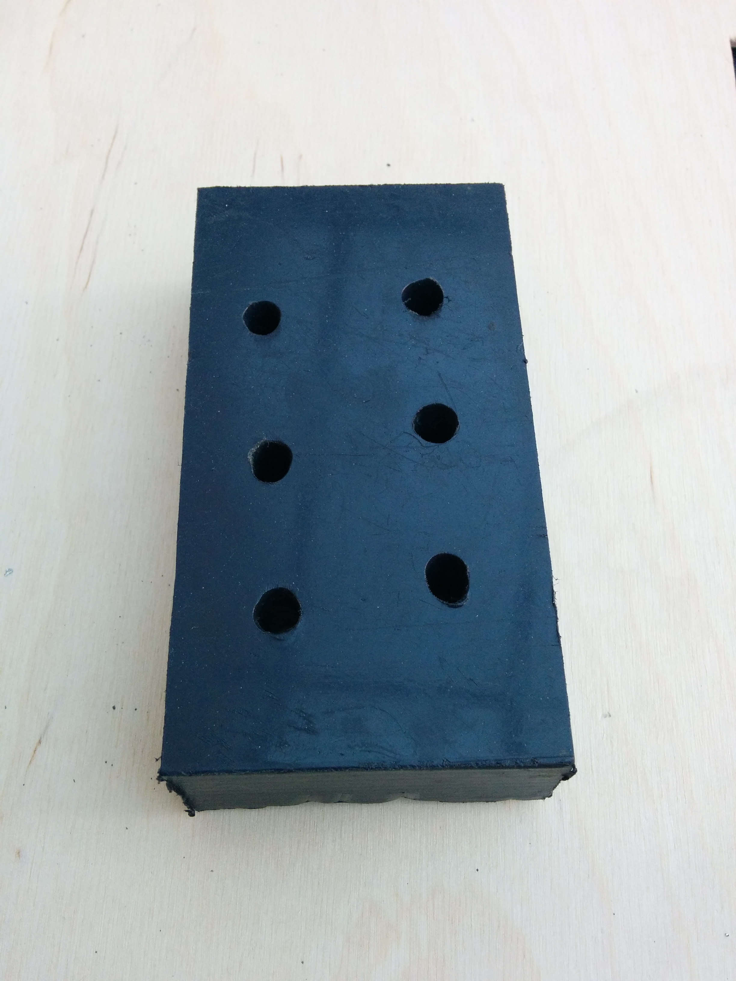 Picture of Construct Your Height Adjustment Block
