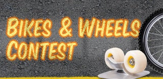 Bikes and Wheels Contest