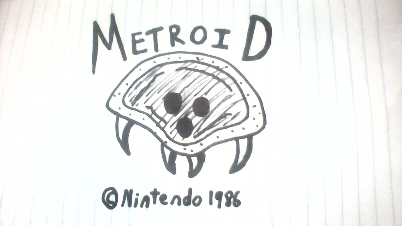 Picture of How to Draw a Metroid