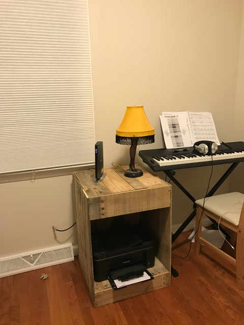 Picture of Simple Side Table