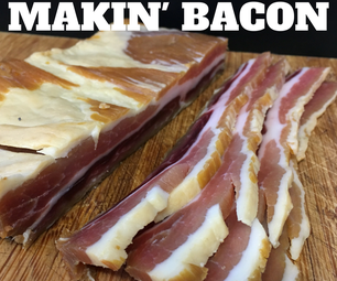Makin' Bacon - a Guide to Cold Smoking Bacon
