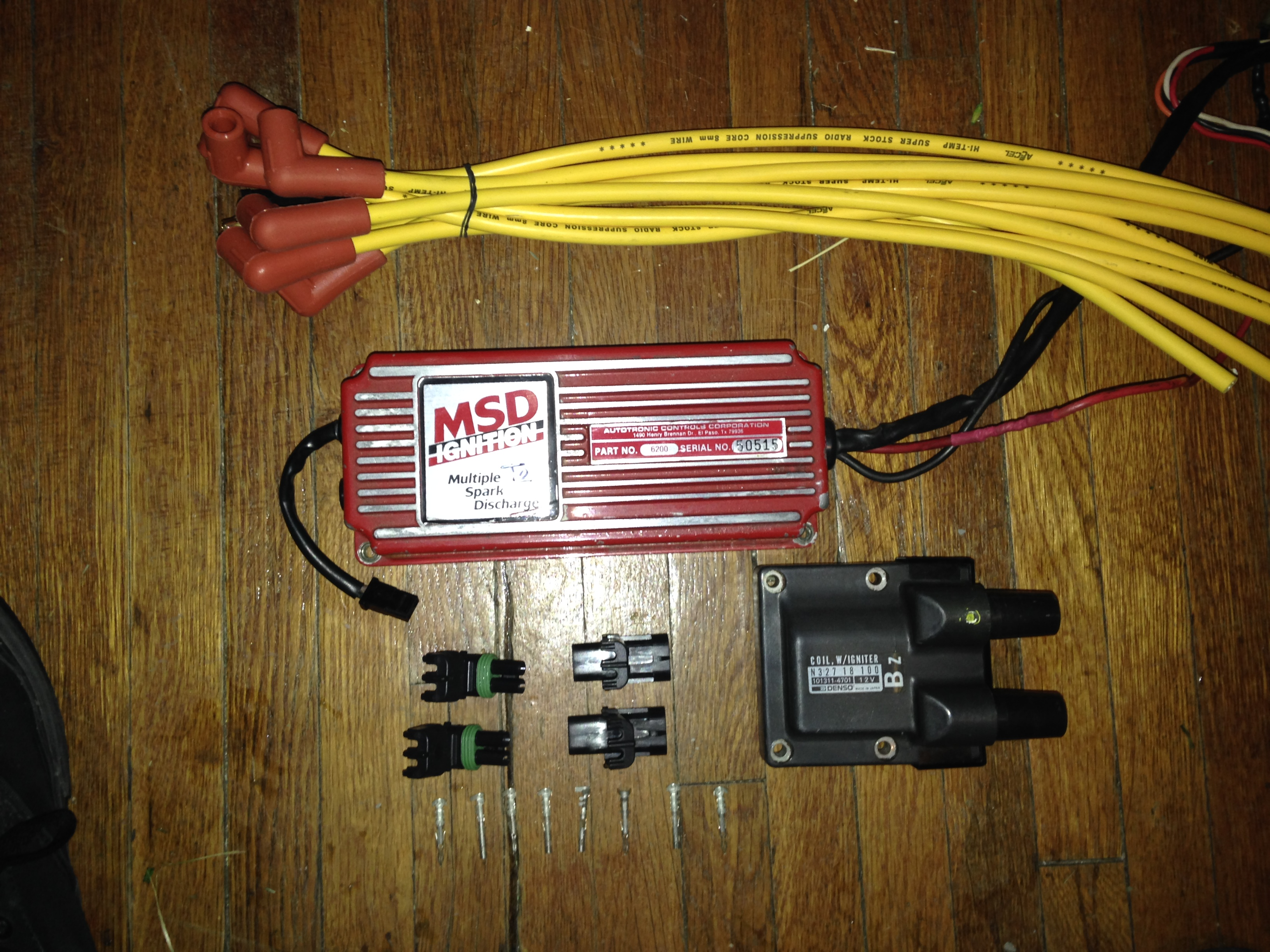 Audio System Type 1 Wiring Of 1994 Mazda Rx 7