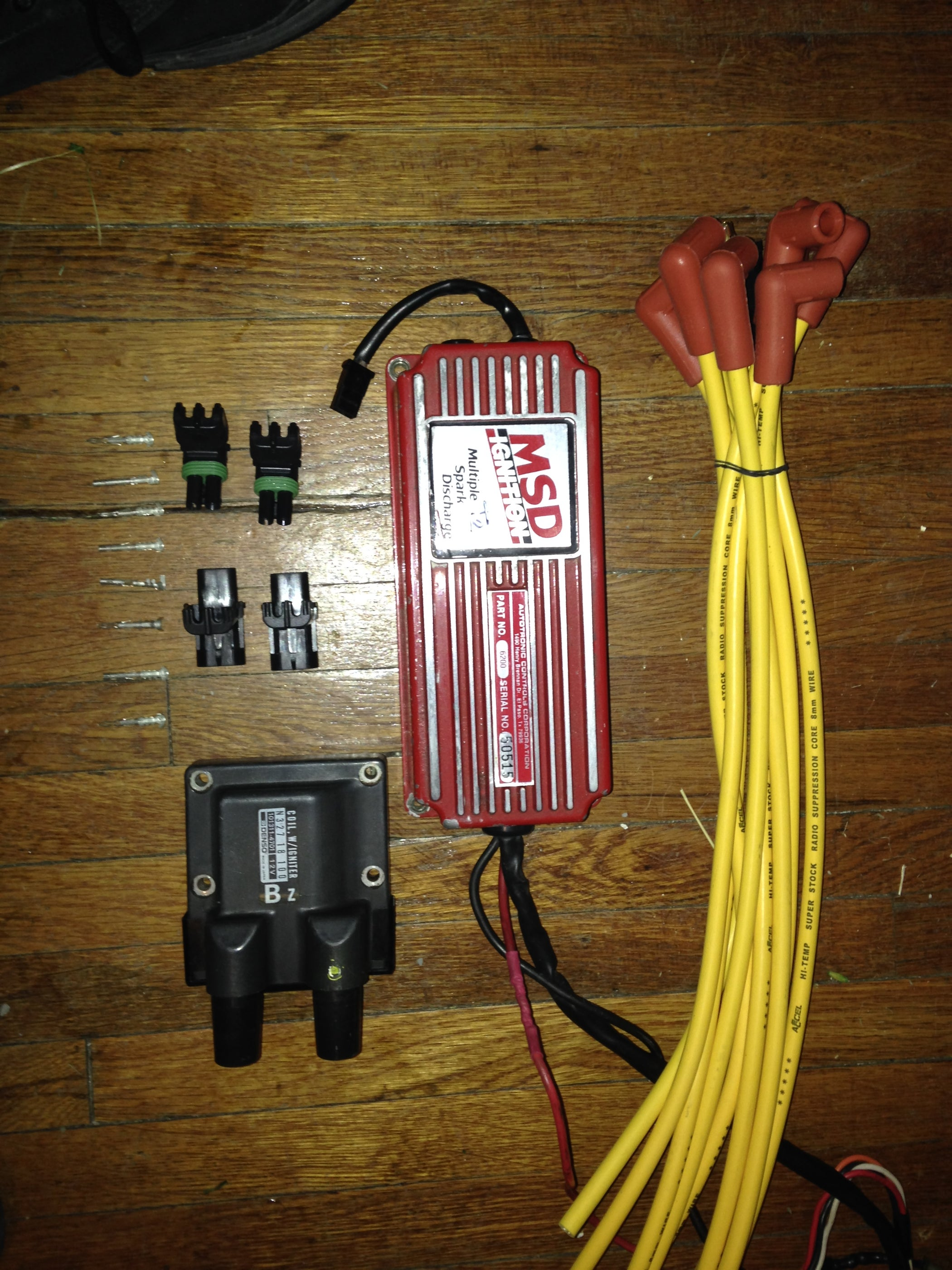 Fd3s Msd And Fc3s Ignition Coil Conversion 11 Steps Dis 4 Wiring Diagram