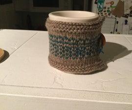 Stash Busting Cup Cozy