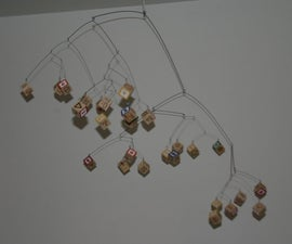 Make a mobile art project
