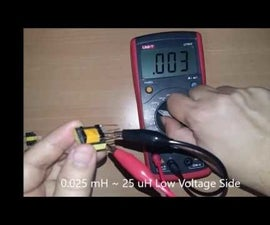 How to Identify Low Voltage and High Voltage Pin of Transformers