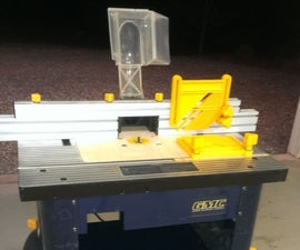 Refitting GMC Router Table