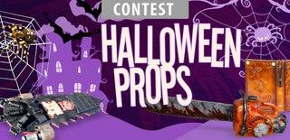 Halloween Props Contest 2016