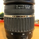 How to Fix Stuck Zoom Ring on a Tamron 17-50 2.8 Non VC Canon Lens