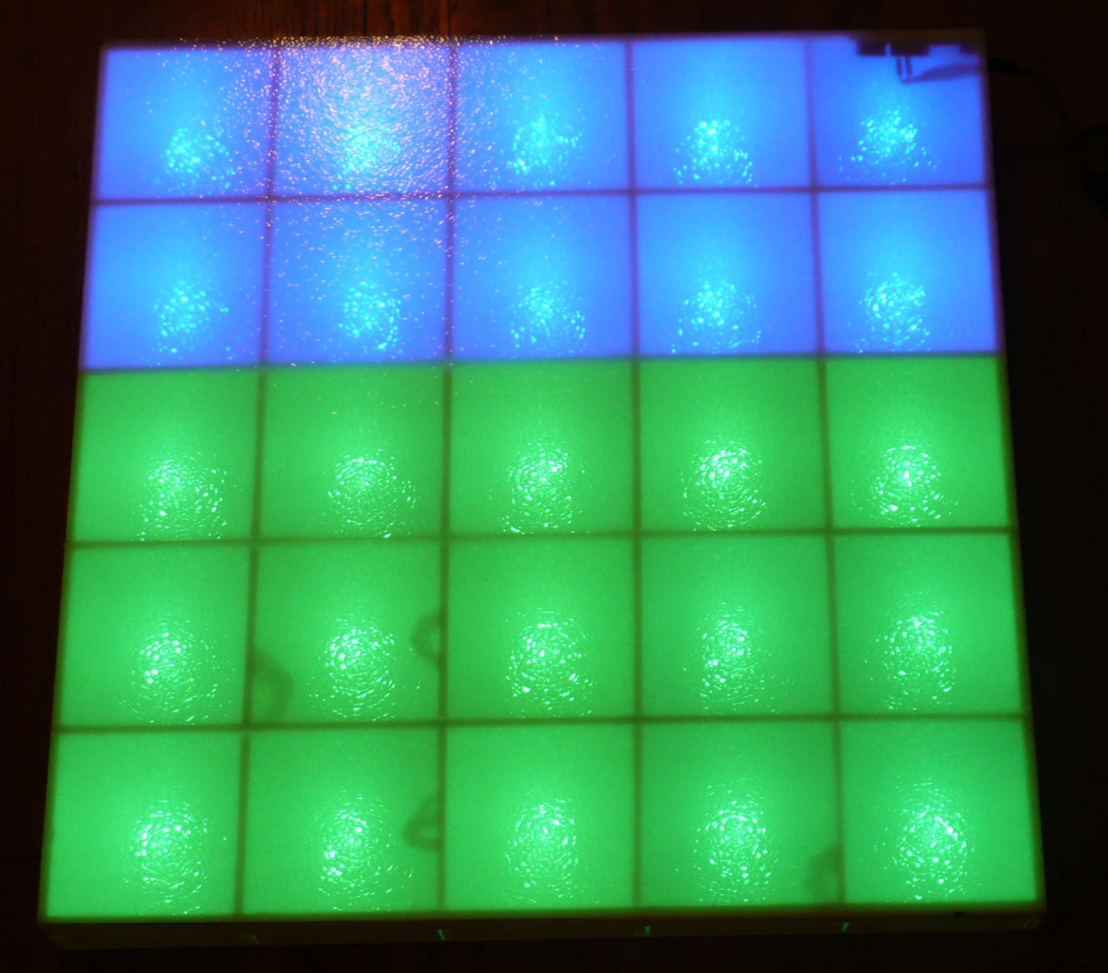 Picture of Low Cost LED Grid