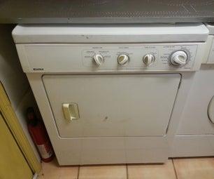 Kenmore Dryer Overhaul for $160