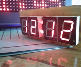 Simple Digital Clock Using Arduino