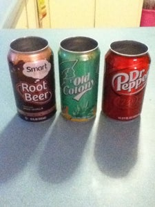 Soda Can Cup