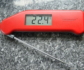ETI SuperFast Thermapen Thermometer: On/Off Switch Fault