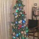 EZ store handmade holiday tree