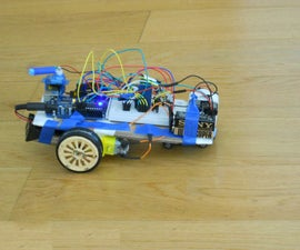 Remote Controlled Arduino Car