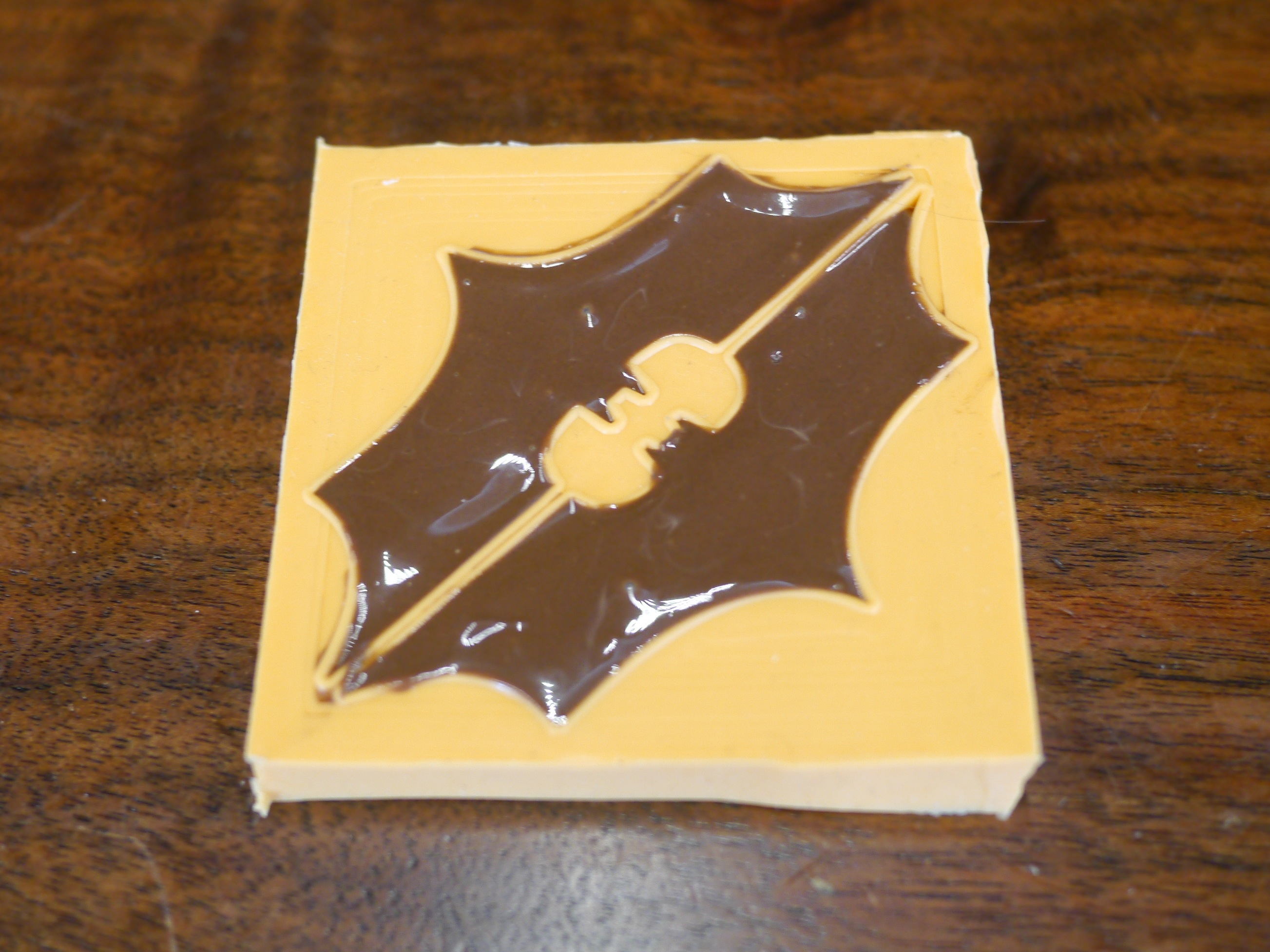 Picture of Melt and Pour the Chocolate